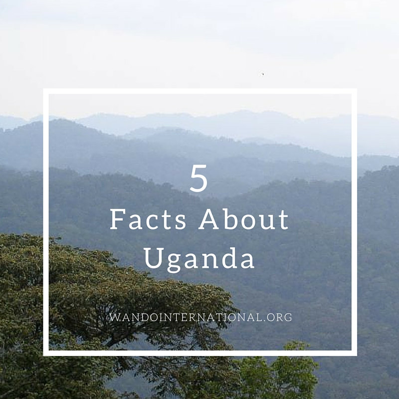 5 Facts about Uganda