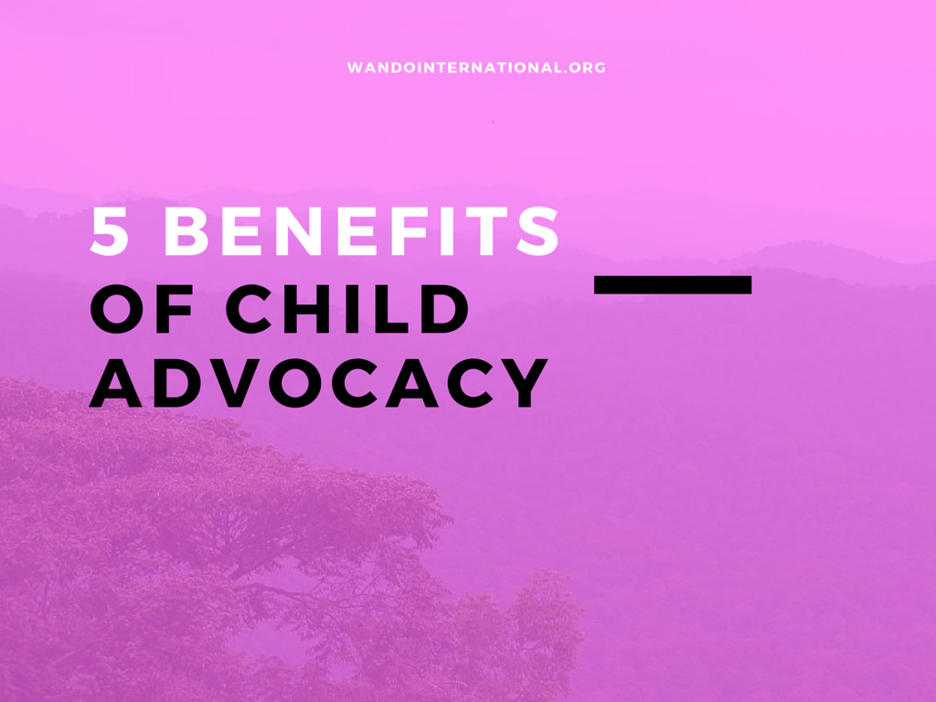 how to become a child advocate