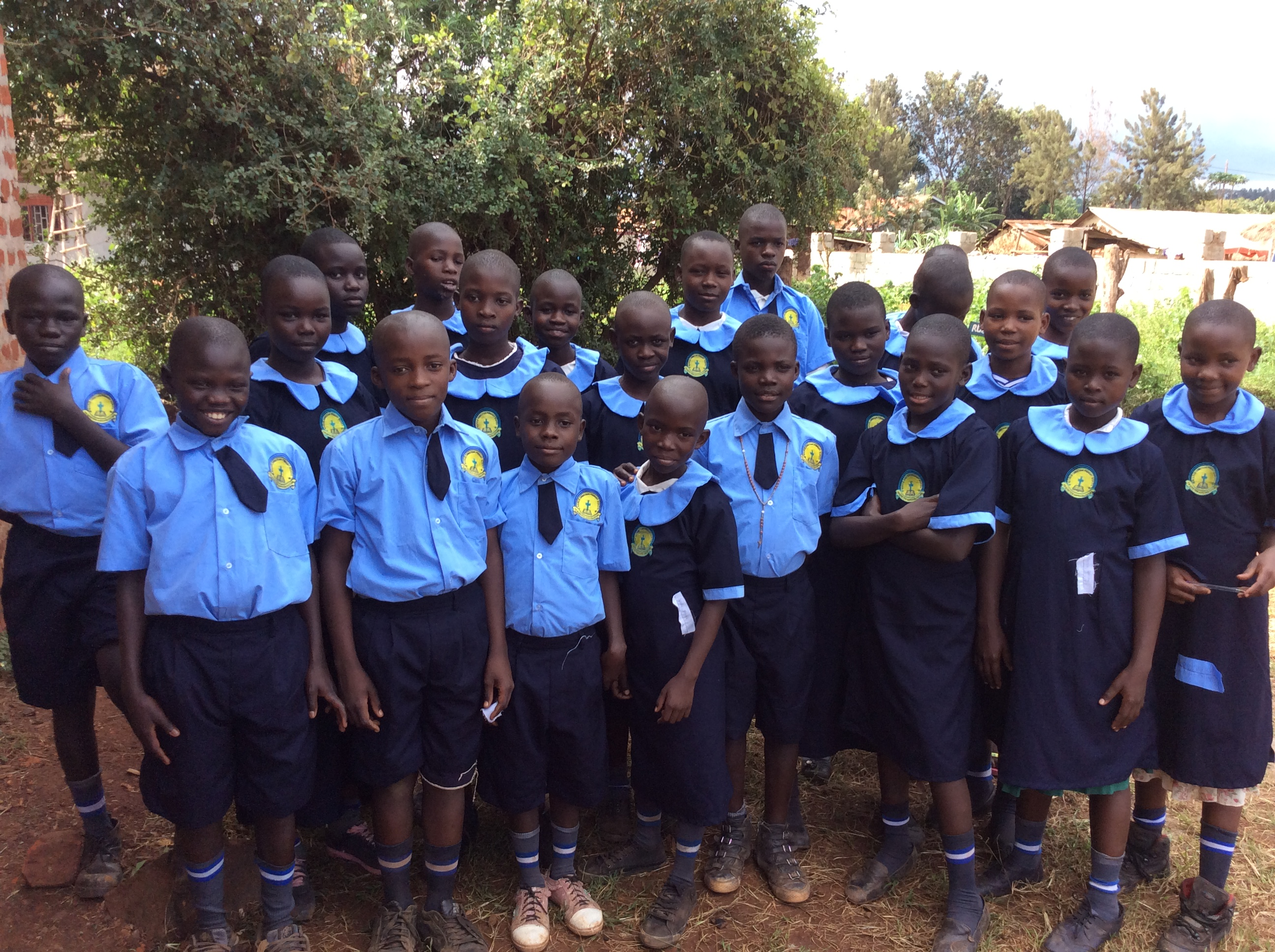 boys-and-girls-from-free-school-in-slums-Uganda
