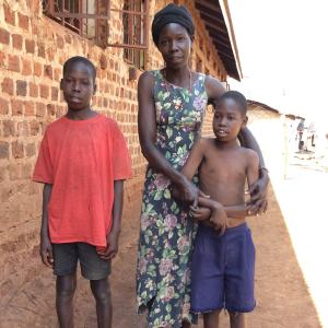 Mother-and-special-needs-children-slums