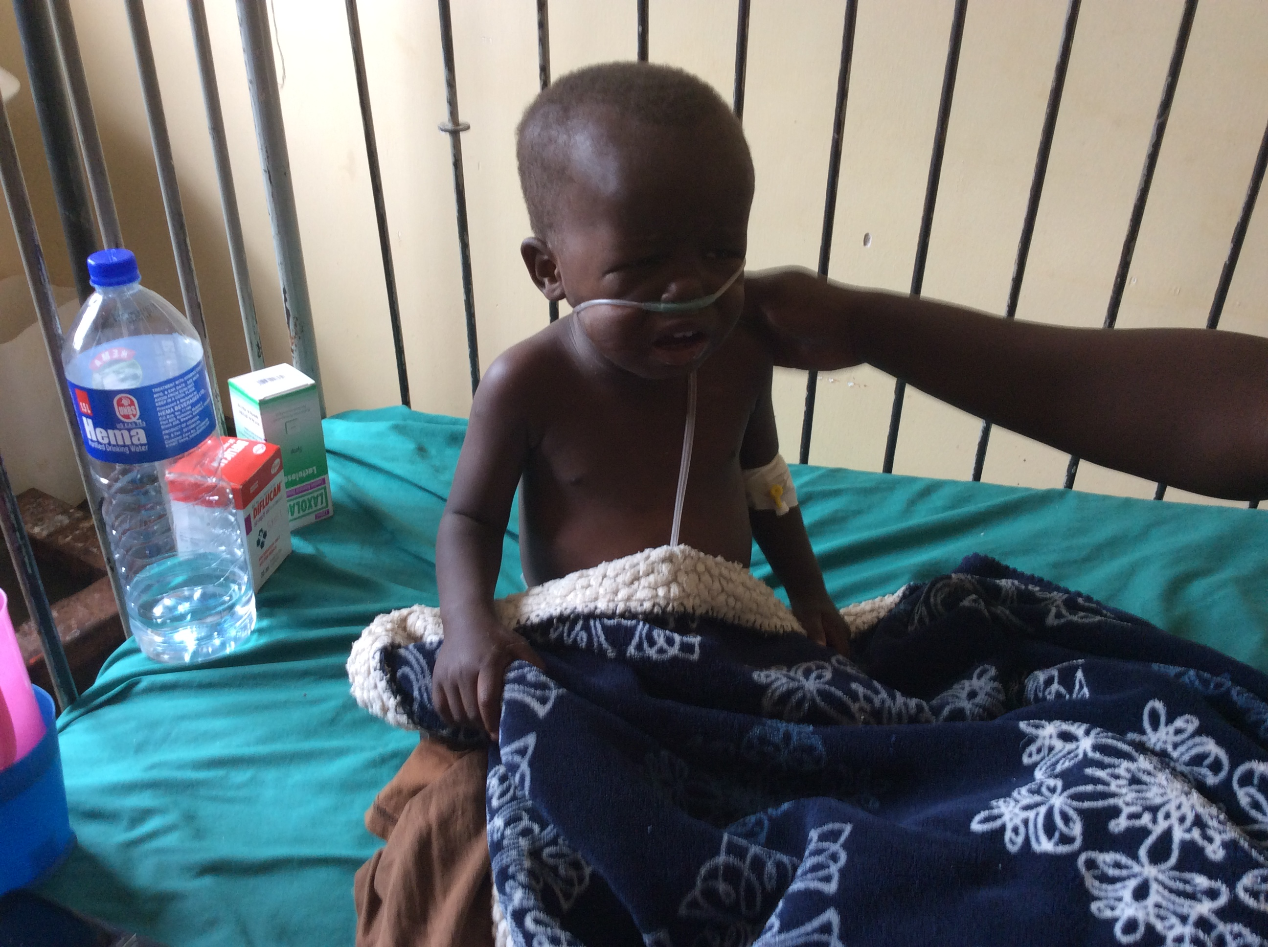 boy-with-HIV-in Africa-fighting-for-his-life