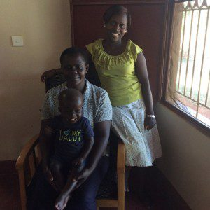 baby-at-orphanage-with-new-mom-and-social-worker-uganda