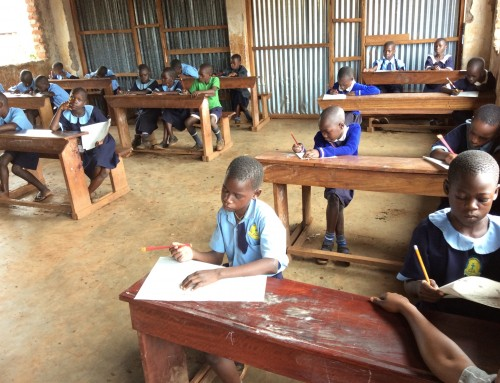 Vulnerable Students In Uganda
