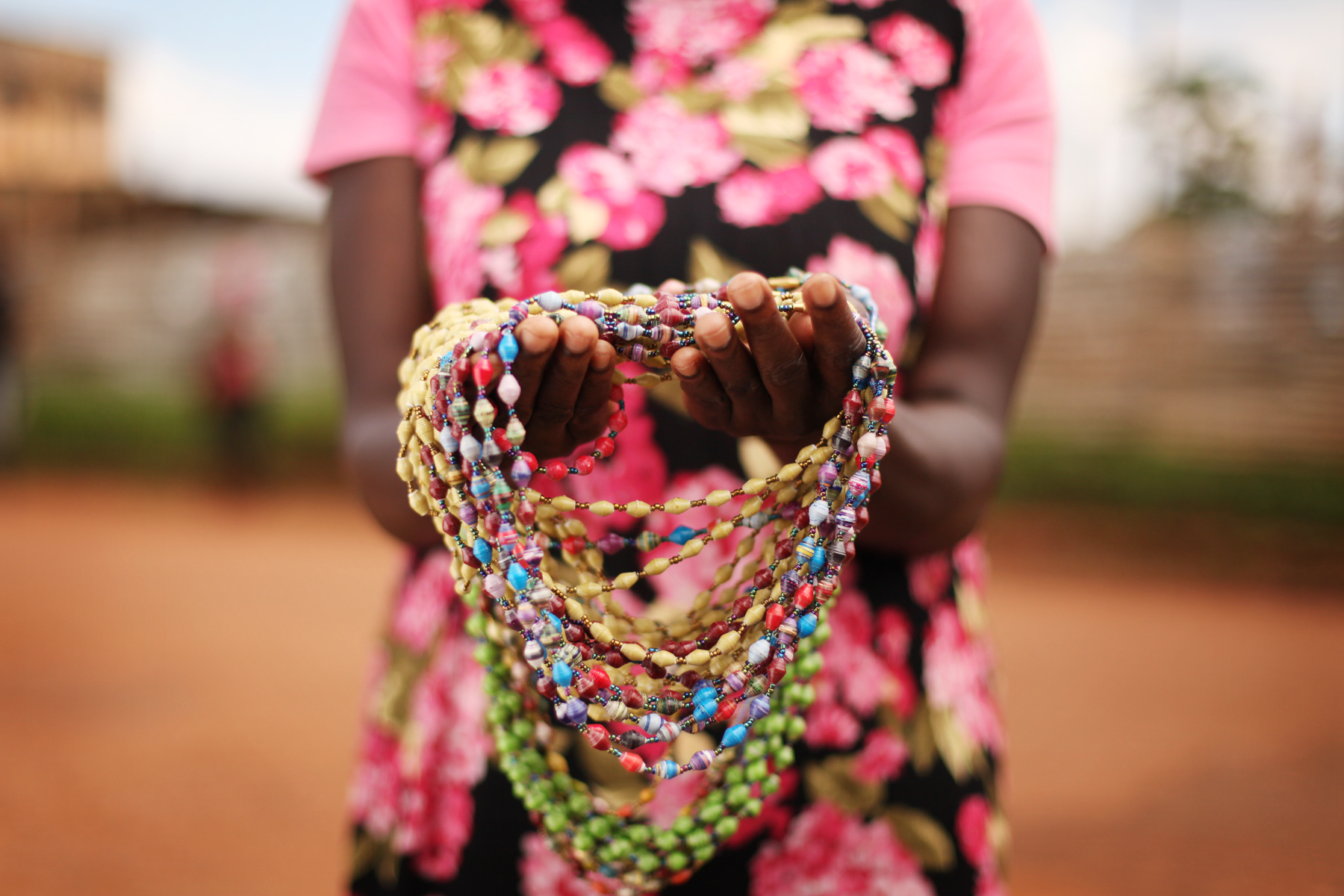 nonprofit-partners-with-uganda-women-bead-makers-