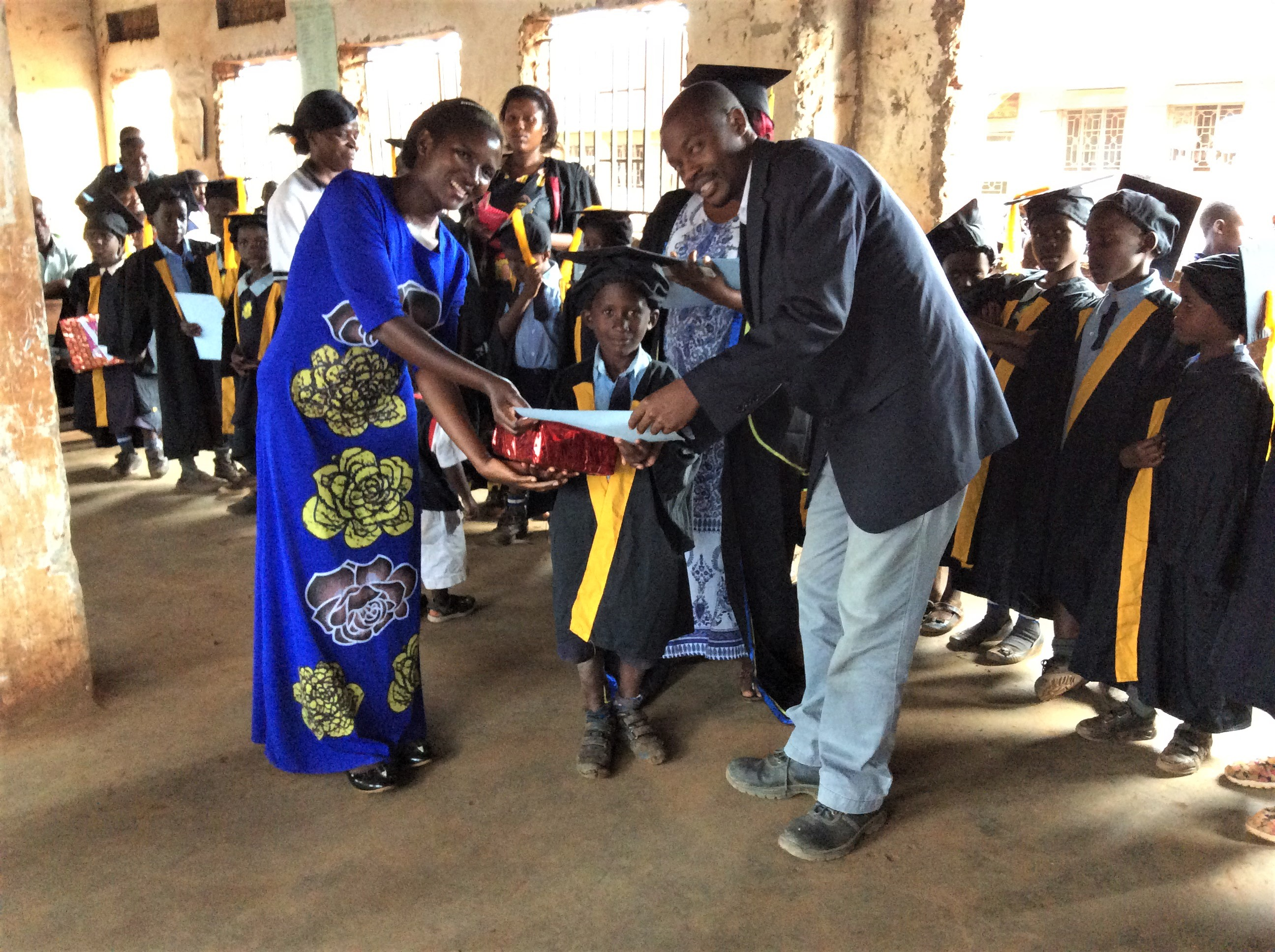 Graduation-Day-For-Students-in-Uganda