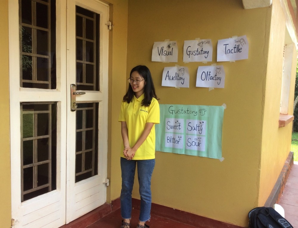 Volunteer Days At Wando Babies Home