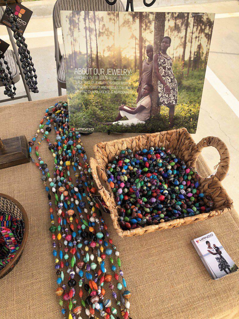 nonprofit-booth-uganda-handmade-paperbeaded-jewelry