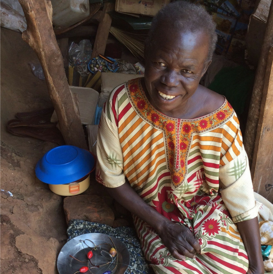 Ugandan Bead Partner Story Highlight: Abeja