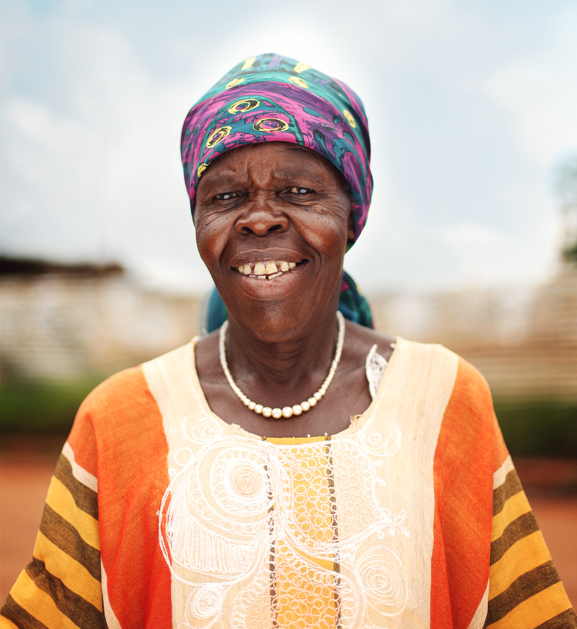 Ugandan Bead Partner Story Highlight: Manjeri