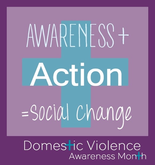 Learn #1Thing You Can Do To Spark Change In Domestic Violence Awareness Month